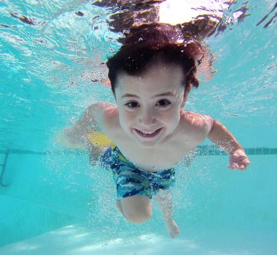 La piscine autoportante