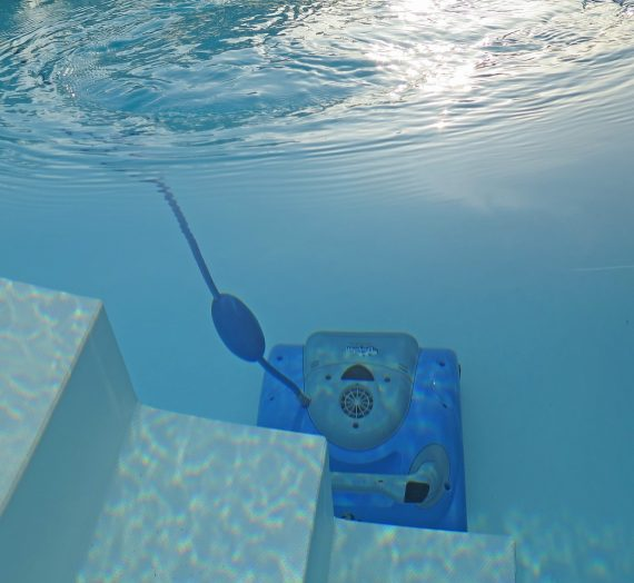 Le robot de piscine